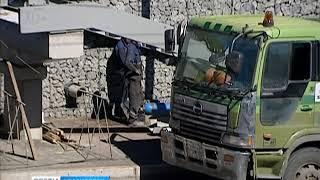 В Красноярске ни одна подпорная стена не находится в аварийном состоянии