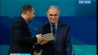 Лауреатов регионального этапа премии «Гражданские инициативы» наградили в Иркутске