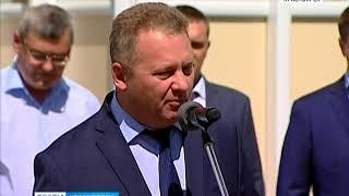 В Красноярске ввели в эксплуатацию первый многоквартирный дом для сотрудников РЖД