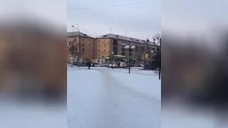 Авария со скорой на ул. Павлова
