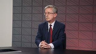 «Главное — попасть в заголовки». Бывший посол Ян Бурляй о том, как развивается мировая дипломатия