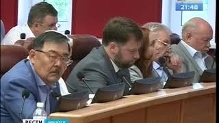 За вклад в развитие МСУ мэр Братска получил награду Общероссийского Конгресса муниципальных образова