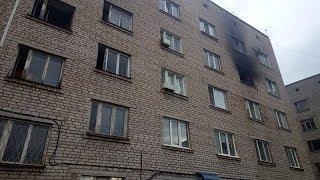 Пожар в многоэтажке в Башкирии: есть пострадавшие