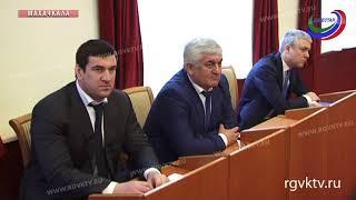 В столице Дагестана завершилась 20-я сессия Народного Собрания