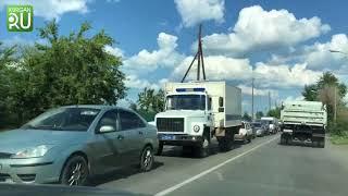 Из–за ДТП в Северном образовалась огромная пробка