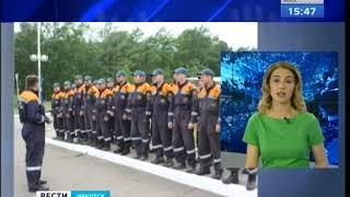20 спасателей из Иркутска отправились на ликвидацию паводка в Забайкалье