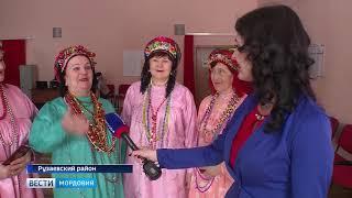 В селе Левжа Рузаевского района голосуют активно