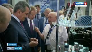 Уникальное для края и России производство запустили на Алтайском заводе прецизионных изделий