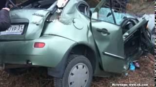 Серьезное ДТП произошло на трассе Старый Оскол-Чернянка