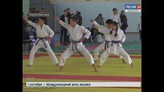 В Новочебоксарске завершился чемпионат по всестилевому каратэ