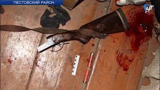 Скончался полицейский, раненый накануне в деревне Назарьино Пестовского района