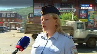 В Горно-Алтайске ликвидируют несколько пешеходных переходов