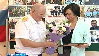 Следователи наградили журналиста ГТРК «Магадан»