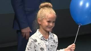 В Театре юного зрителя подвели итоги детского творческого конкурса «Наш теплый дом»