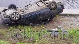 9 человек пострадали в ДТП  в Сургуте.