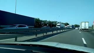Авария на трассе М-4