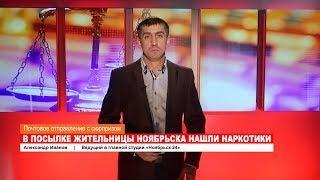 Ноябрьск. Происшествия от 09.11.2018 с Александром Ивановым