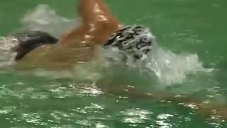Первыми заплывами открыт сезон по плаванью в Биробиджане (РИА Биробиджан)