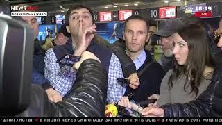 Саакашвили по телефону прокомментировал свою депортацию из Украины 12.02.18