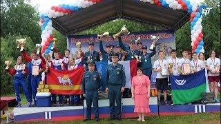 Новгородские юные спасатели  стали победителями Всероссийского конкурса