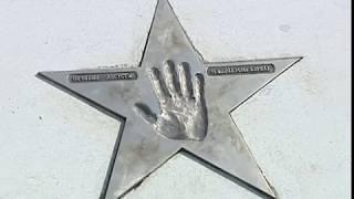 На аллее Космонавтов в Ярославле появились две новые звезды