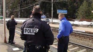 Италия и Франция спорят из-за пограничников