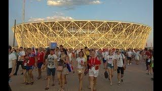 Организация ЧМ-2018 в Волгограде: экзамен сдан успешно