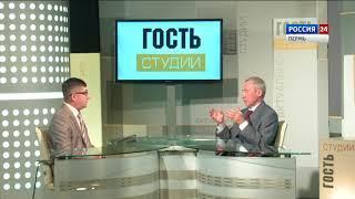 Гость студии Андрей Климов