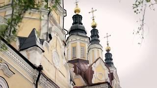 Томск. История настоящего. Воскресенский храм