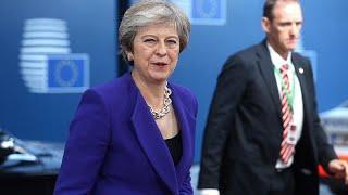 """Саммит ЕС: """"брексит"""" зашел в тупик"""