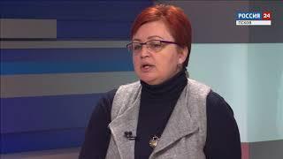 Интервью. Светлана Седунова. 24.04.2018