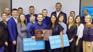 Вартовчанка привезла две награды с конкурса «Молодой предприниматель России»