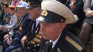 В Саратове прошел Парад Победы. Подробности
