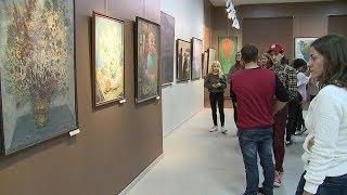 Выставка работ семейной династии Соколовых-Левенталь приехала в Саранск