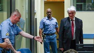 Апелляционные слушания по делу Караджича