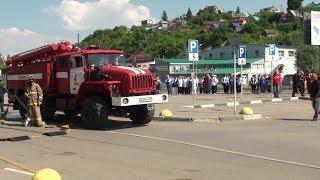 В Уфе эвакуировали гипермаркет «Лента»