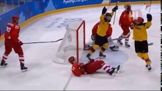 Екатеринбург отметил победу российских хоккеистов на Олимпиаде