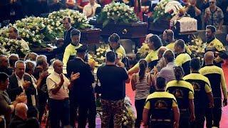 Национальный траур в Италии