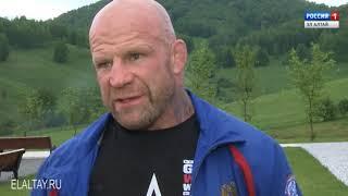 Джефф Монсон проведет мастер-класс в Горно-Алтайске
