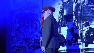 В Сургуте после премьеры спектакля ветераны рассказали свои истории о войне