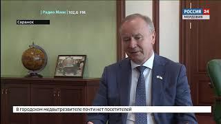 «100 лет ВЛКСМ» Сергей Вдовин поделился воспоминаниями о комсомоле