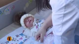Волгоградский перинатальный центр поблагодарили за подаренную жизнь девочкам-тройняшкам