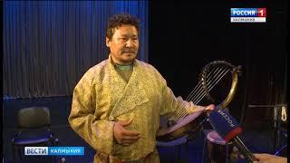 В Национальном театре прошел концерт этно-фолк группы «Алтай»