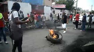 Гаити: протесты и их жертвы