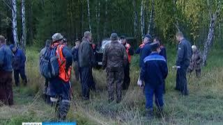 В районе села Заворки Ачинского района пропал грибник