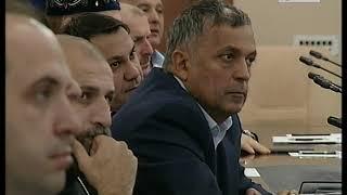заседание Совета по межнациональным отношениям
