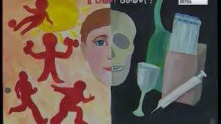 Кировчане - победители Международного конкурса плакатов «Нет вредным привычкам!»(ГТРК Вятка)