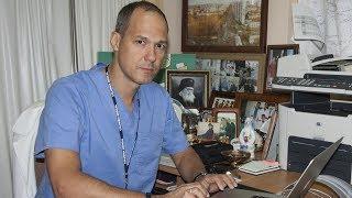 Доктор из Ханты-Мансийска убежал из больницы за здоровьем