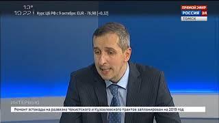 Интервью. Евгений Куликов, проректор по научной работе и последипломной подготовке СибГМУ