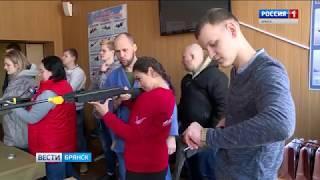 """Акция """"В армию на денёк"""" в Брянске"""